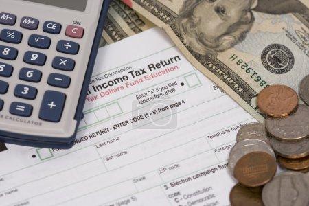 Taxes time