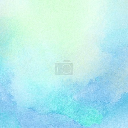 Photo for Abstract watercolor background - Royalty Free Image