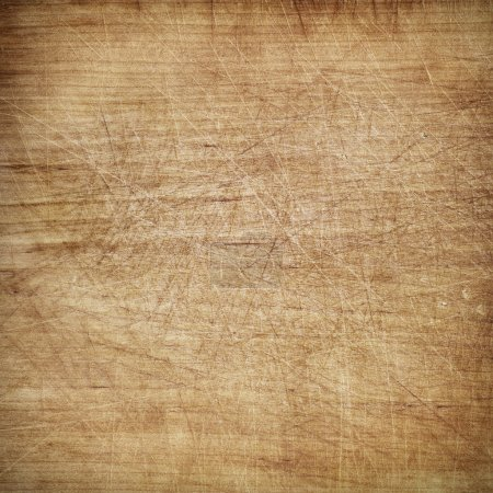 Photo for Grunge cutting board. Wood texture. - Royalty Free Image