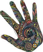 Color dreams in your hand
