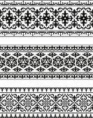 Carpets Oriental ornament