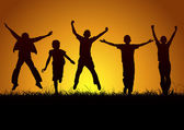 Çocukların sevinci