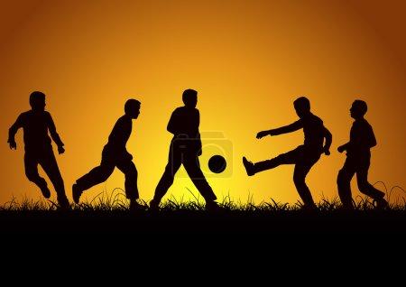 Beş çocuk ve spor