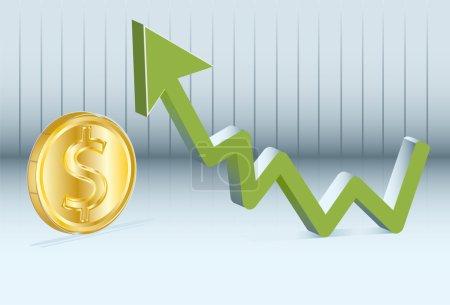 Dollar steigt