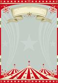 Circus retro big top