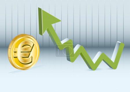 Euro steigt