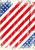 American grunge poster for you