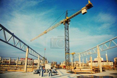 Photo pour Travaux de construction - image libre de droit