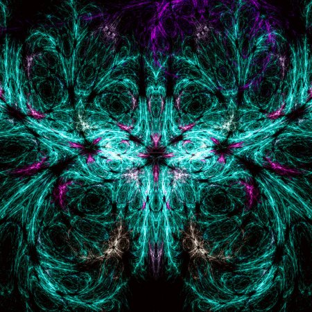 Art abstract bright color background