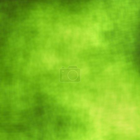 Photo pour Nature abstrait art vert fond - image libre de droit