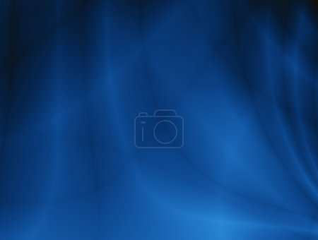 Blue storm sky abstract wallpaper design
