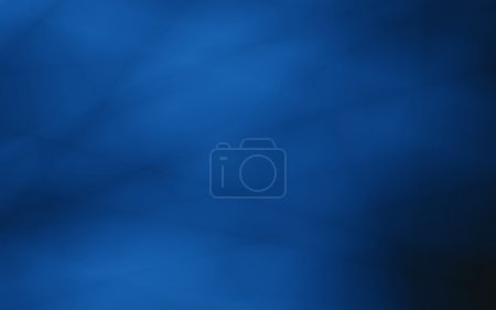 Abstract dark blue widescreen art background