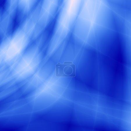 Sky blue wave spring wallpaper