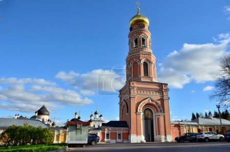 """""""Ascension of David desert"""" - a functioning monastery in Moscow region. Gate tower."""