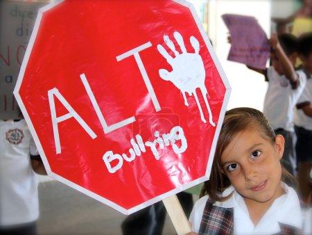 Children against bullying