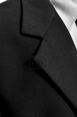 Detail Of Business Suit
