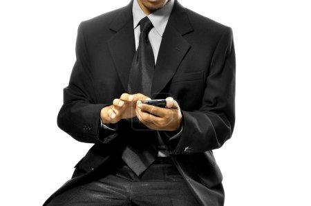 Using Cellphone