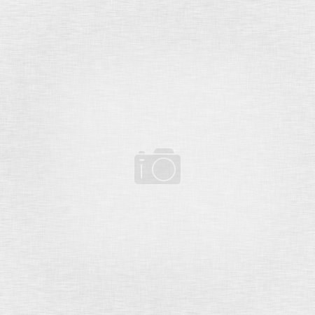 Photo for White fabric background with subtle canvas texture - Royalty Free Image