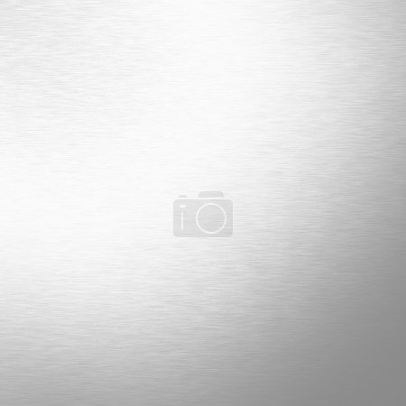 White metal texture bright background