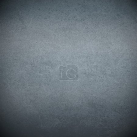Photo for Dark gray felt fabric texture background with vignetted corners - Royalty Free Image