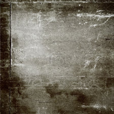 Photo for Dark wall texture grunge background - Royalty Free Image