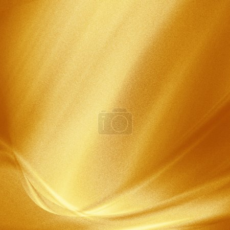 Photo for Gold metal background elegant dotted texture - Royalty Free Image