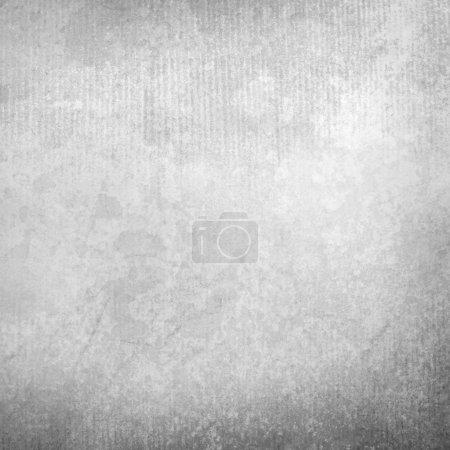 Photo pour Fond de mur en béton blanc texture grunge - image libre de droit