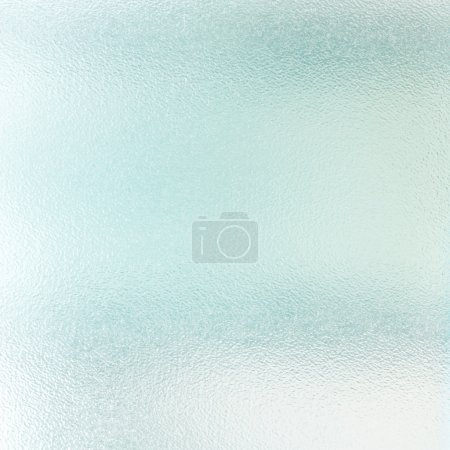 Smooth gradient background sheet of glass texture