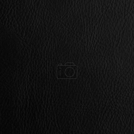 Black background leather texture