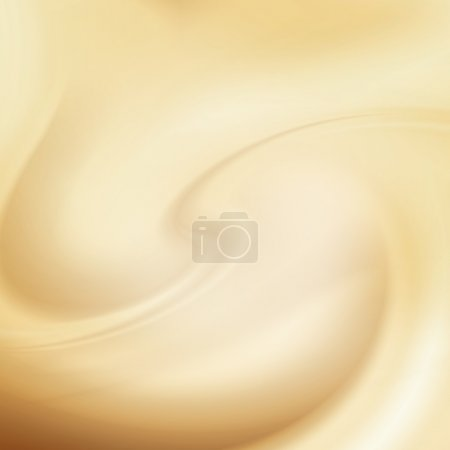 Beige background, cream, milk and white chocolate swirl background