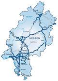 Mapa hesse