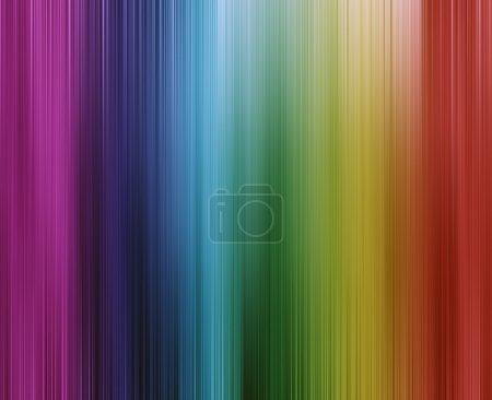 Photo pour Peinture colorée frottis - image libre de droit