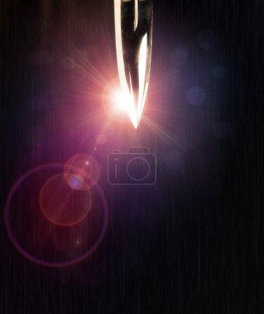 Glowing Sword