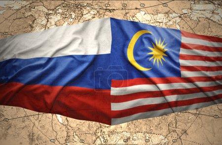 Malaysia and Russia