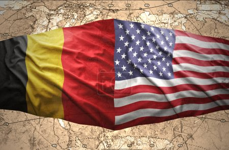 Belgium and United States of America