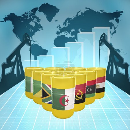 African Oil Power