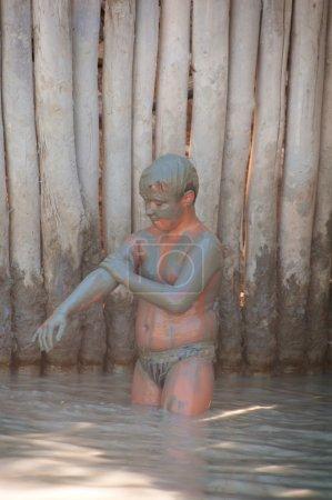 Dead Sea Mud bath Treatment