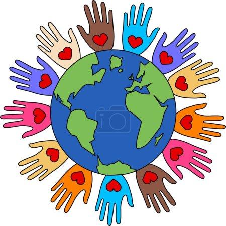 love freedom diversity