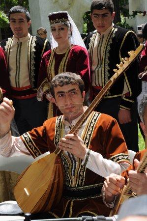 Armenian musician