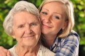 Babička a vnučka