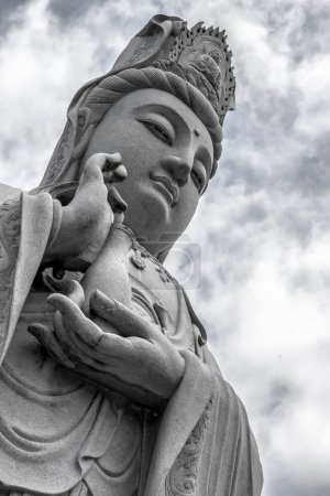 Photo for Guanyin statue in Thailand. From a public place. - Royalty Free Image