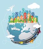 Globální doprava