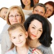Portrait of a diversity Mixed Age and Multi-genera...