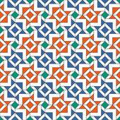 Islamic tiles pattern