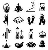 Wellness a Relax ikony