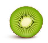 Fresh kiwi fruit Slice