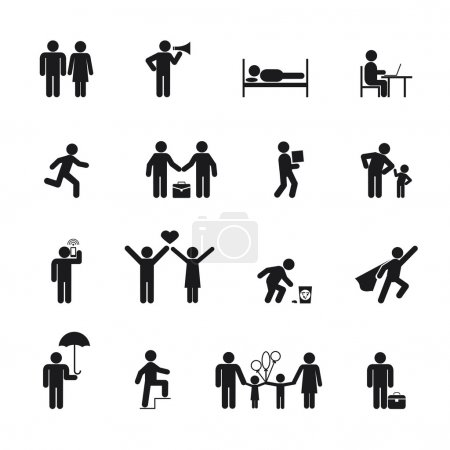 Vector People Icons