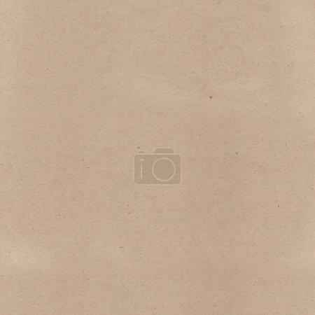 Photo pour Papier recyclé brun texturé. - image libre de droit