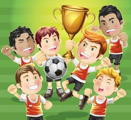 Children Soccer
