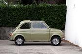 Fiat 500 - italian vintage car